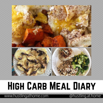 high carb meal diary (1)