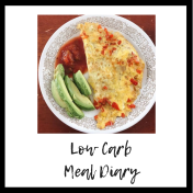 Low Carb Meal Diary