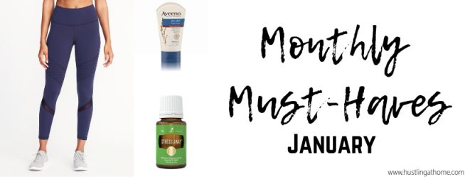 monthly must-haves january